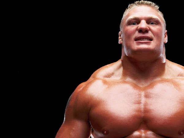 brock lenar f5's John Cena